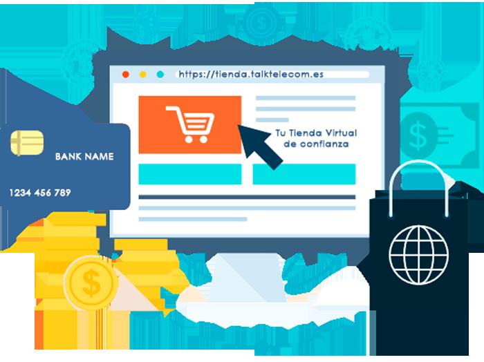 Tienda Online - Talk Telecom Solutions